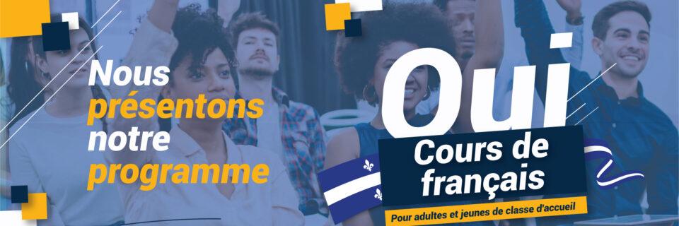 Cours Francais Quebec MANA Montreal